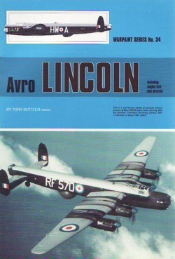 Warpaint No. 34: Avro Lincoln