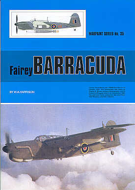 Warpaint No. 35: Fairey Barracuda