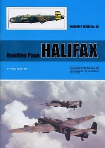 Warpaint No. 46: Handley Page HALIFAX