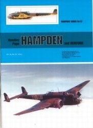 Warpaint No. 57: Handley Page Hampden and Hereford