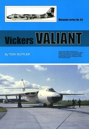 Warpaint No. 63: Vickers Valiant