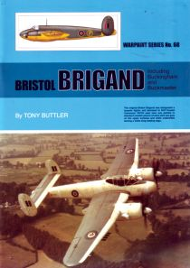 Warpaint No. 68: Bristol BRIGAND - Including BUCKINGHAM and BUCKMASTER