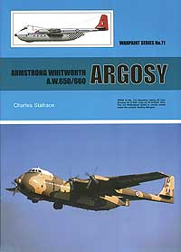 Warpaint No. 71: Armstrong Whitworth A.W.650/660 ARGOSY
