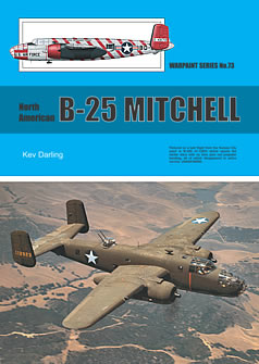 Warpaint No. 73: North American B-25 Mitchell