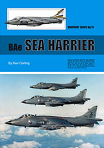 Warpaint No. 75: BAe Sea Harrier