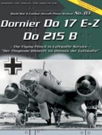 AirDOC - WW II Combat Aircraft Photo Archiv / ADC 003 - Dornier Do 17 E-Z/Do 215 B